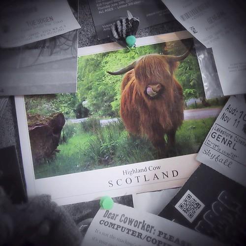 April 7 - Postcard