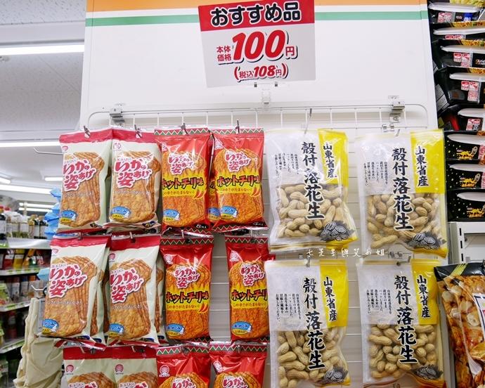 36 日本必逛必買 Lawson 100 便利商店也走百円風 生鮮熟食 泡麵零食 各式食品 生活日用品雜貨通通百円價好逛好買