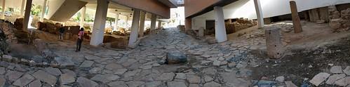 Road - Roman Ruins - Merida, Spain