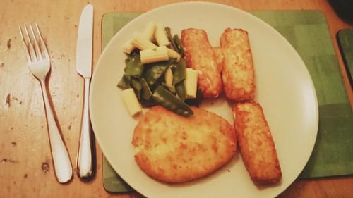 Dinner - ten for ten challenge