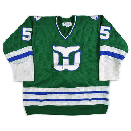 Hartford Whalers 198-81 F jersey