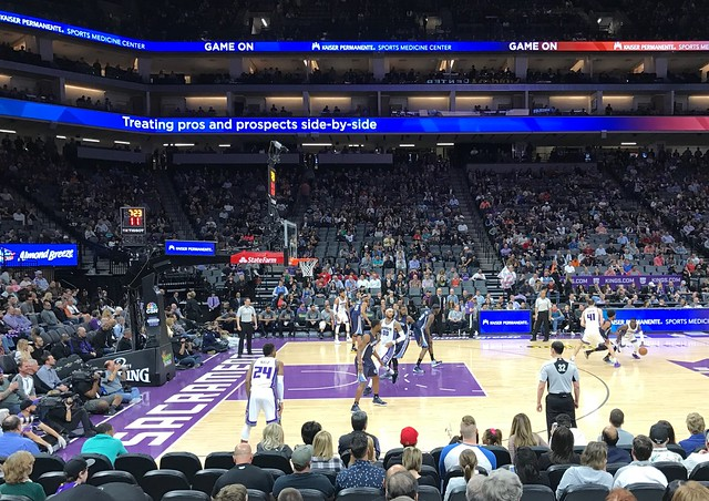 2017 Kings versus Grizzlies