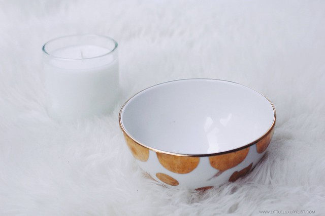 5 ways to make your home more luxurious - Tsumori Chisato bowl
