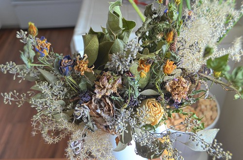Bouquet - Dried 5 months
