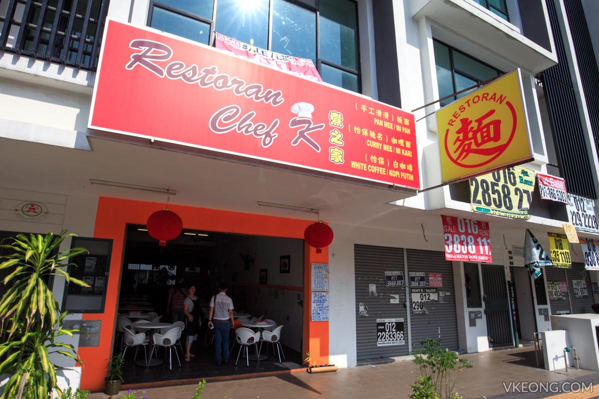 Chef K Noodle Restaurant Puchong