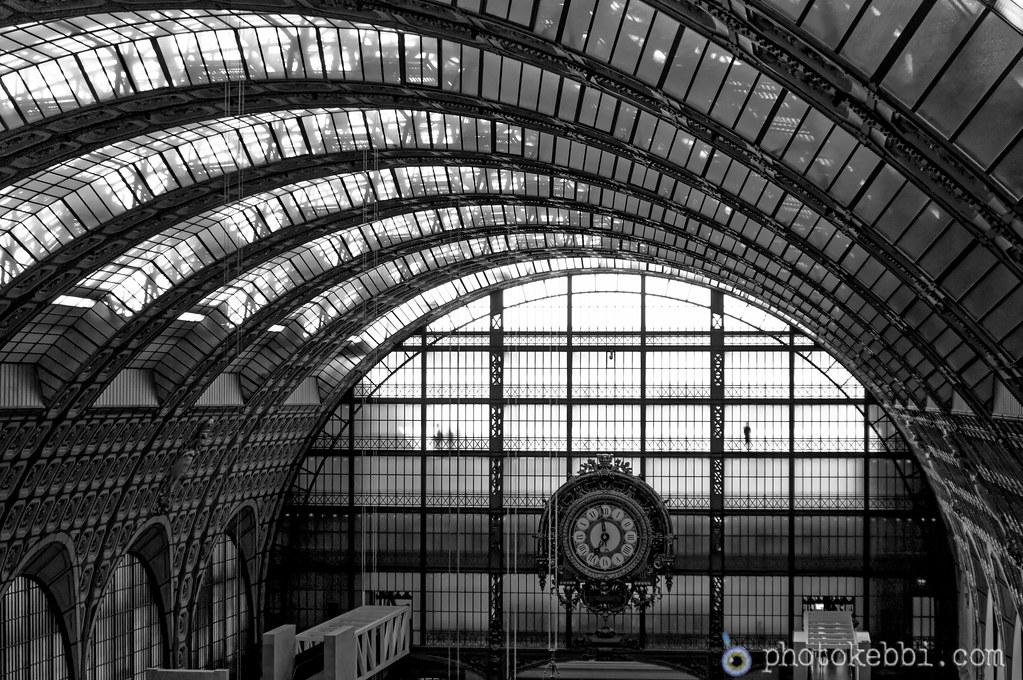 Ancienne gare orsay et son architecture ancienne gare for Architecture ancienne