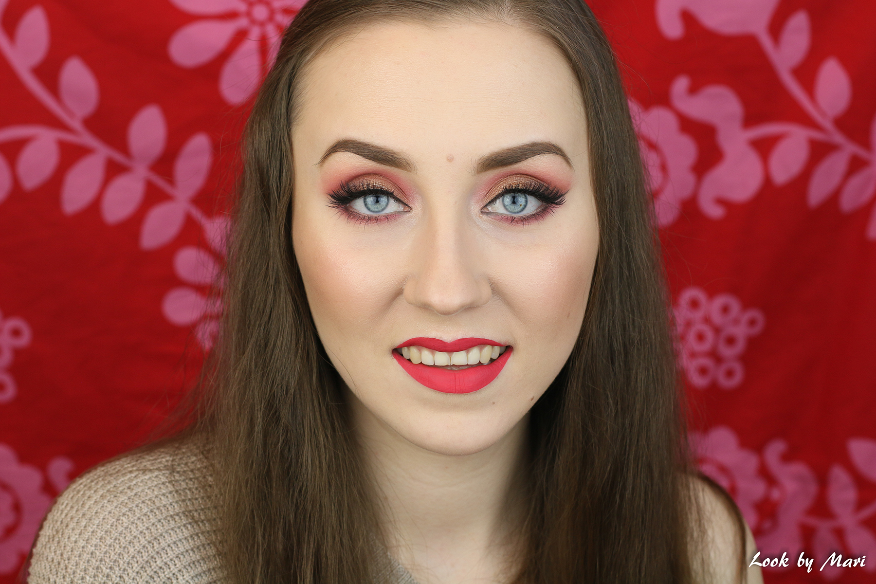 12 kat von d everlasting liquid lipstick berlin review swatches swatch on the lips on fair skin