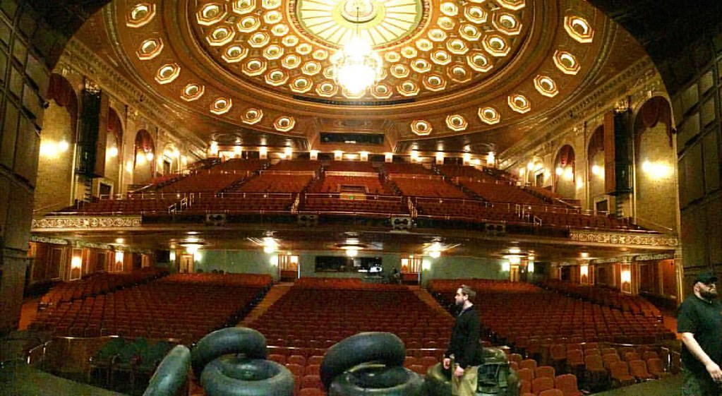 Great Week Of Shows At The Benedum Center In Pittsburgh N Flickr