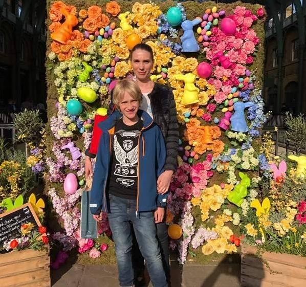 Німкеня з рівненським корінням – про українсько-німецький Великдень