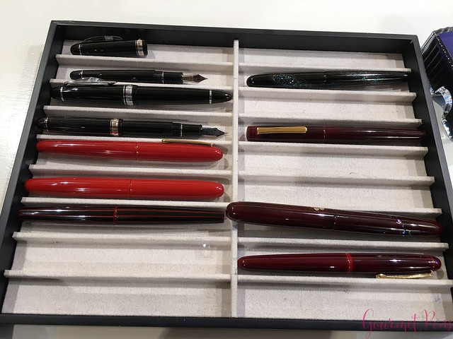 Field Trip Sakura Fountain Pen Gallery in Diest, Belgium @sakurafpgallery 45