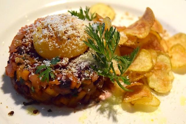 Carrot Tartare | www.rachelphipps.com @rachelphipps