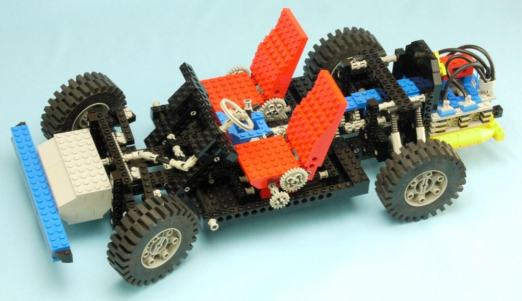 Technic 40 year anniversary model brickset: lego set guide and