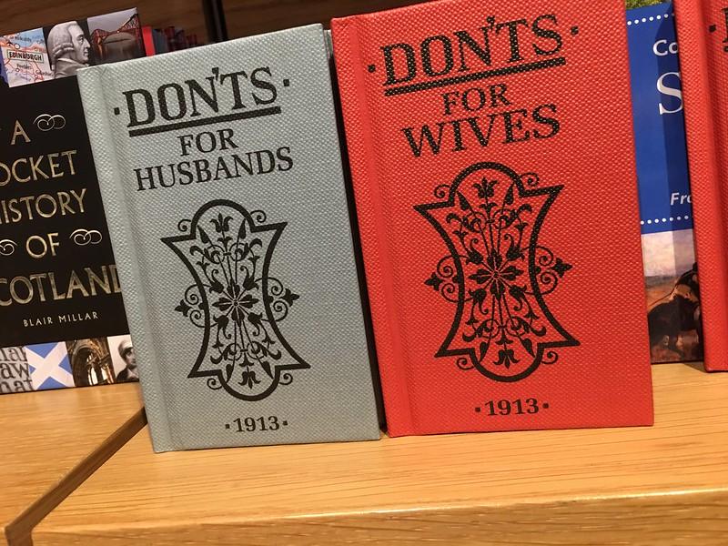 edinburgh 201 guide for couples