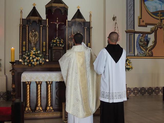 Missa de Páscoa em Jacarezinho/PR