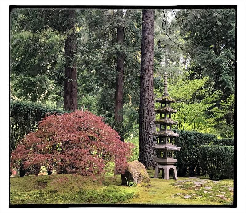 Baby pagoda.