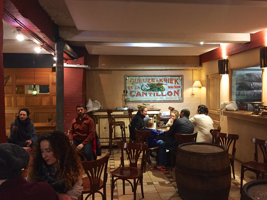 Cantillon Bar