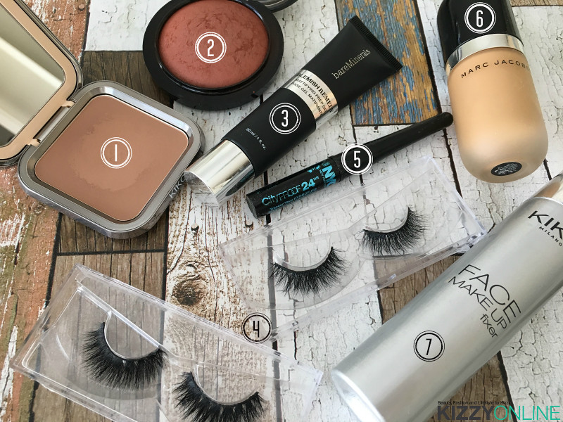 Beauty Makeup favorites overseas