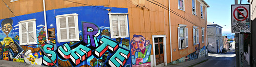 Valparaiso street art | by The Globetrotting photographer