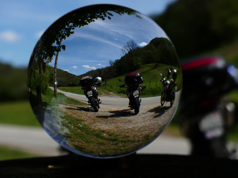 Mototour Französischer Jura 30. April 2017