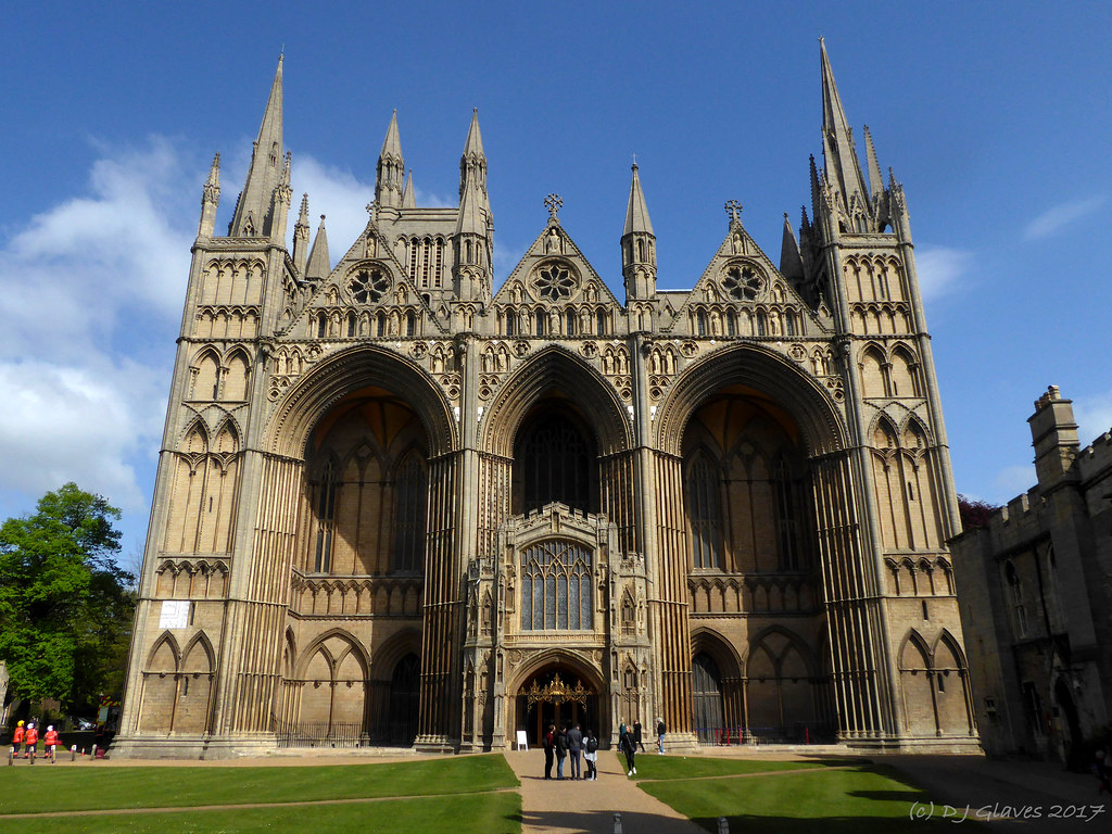 ... Early English Gothic West Front | by ExeDave