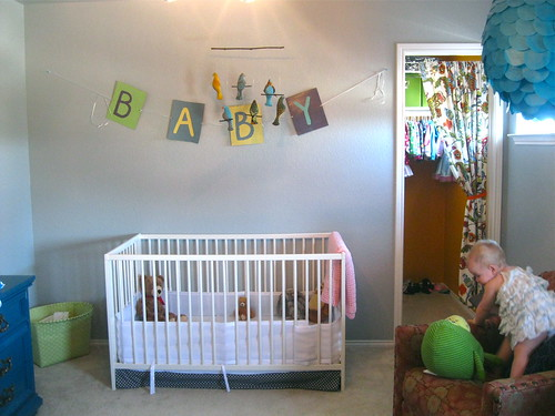 nursery crib | by thevitas