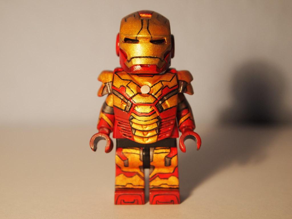 iron man mark 42 lego wwwpixsharkcom images