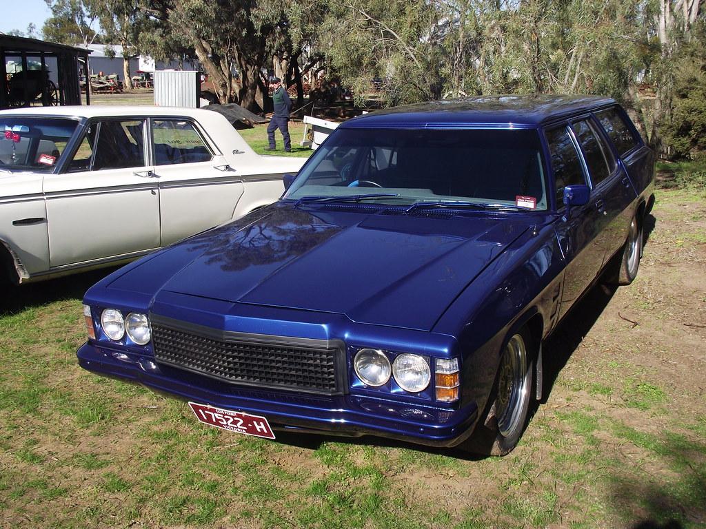 1978 Holden Hz Premier Wagon A 1978 Holden Hz Premier