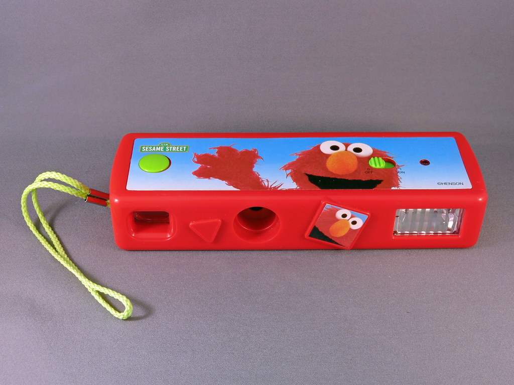 Sesame Street Cam | Chinese-made plastic camera | Jeff | Flickr