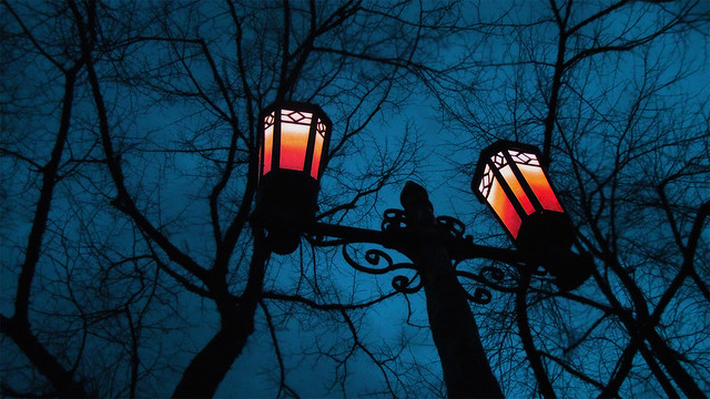 Street-Lamps