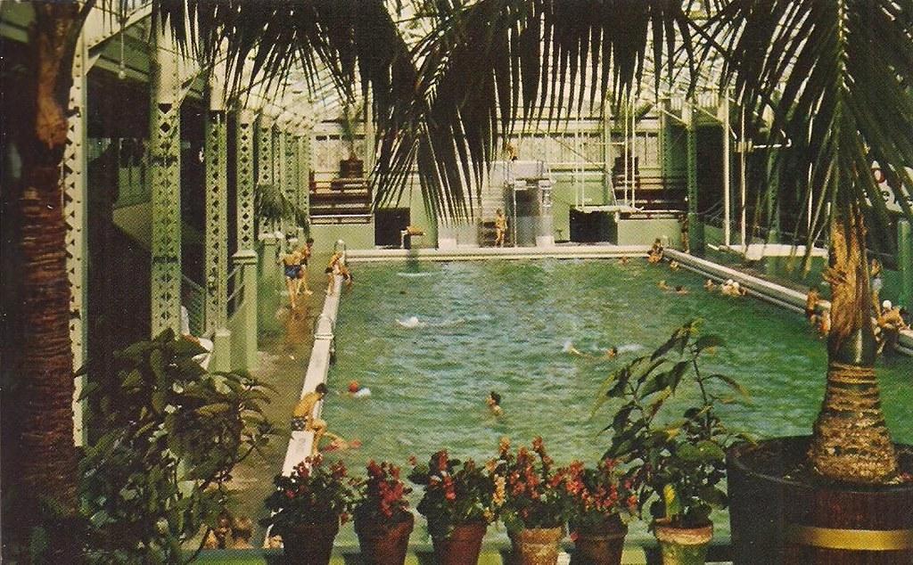 Postcard Crystal Gardens Victoria Bc C 1960 Quot Crystal