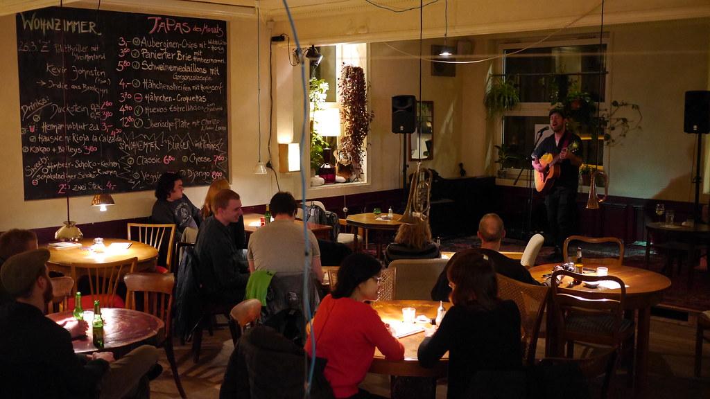 Jazz Im Wohnzimmer New York : P1310715 Kevin Johnston (Brooklyn) im ...