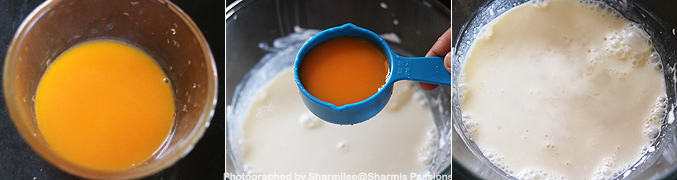 How to make Orange creamsicles recipe - Step4