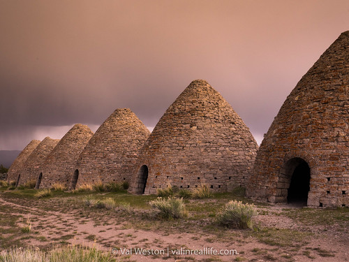 ward charcoal ovens - val in real life