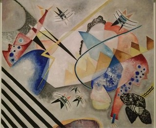 A visit to the the Guggenheim museum, New York including paintings by Vasily Kandinsky | by javadoug