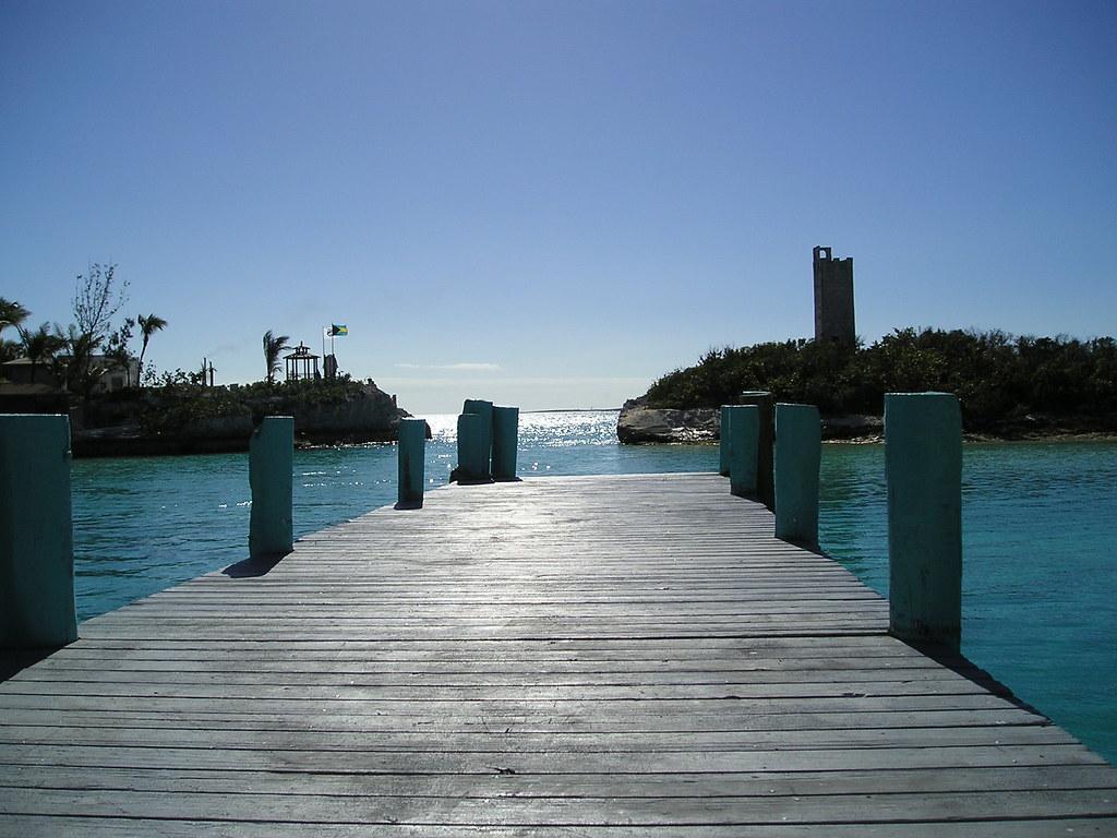 dock at blue lagoon island