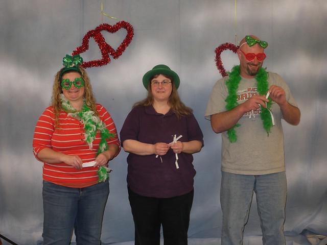 Retreat - St. Patrick's Day 2016