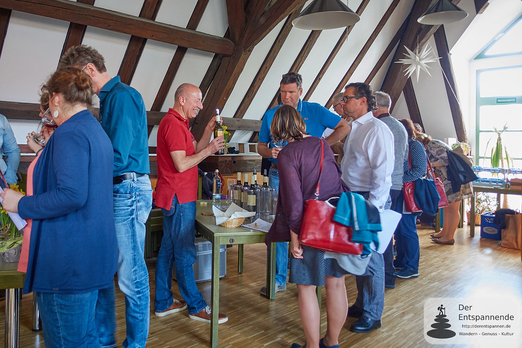 Speed-Dating mit Ralf Köth beim Vinocamp Rheinhessen 2017