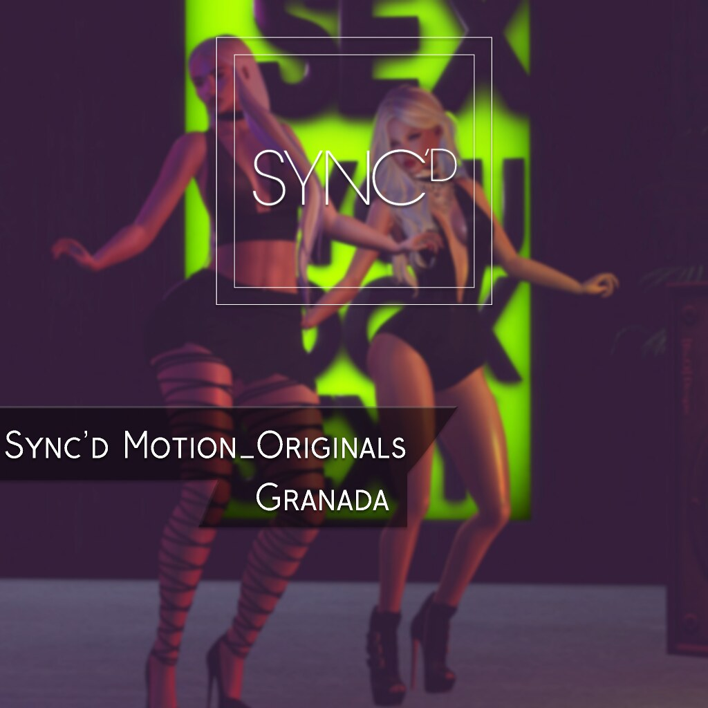 Sync'd Motion__Originals - Granada Pack