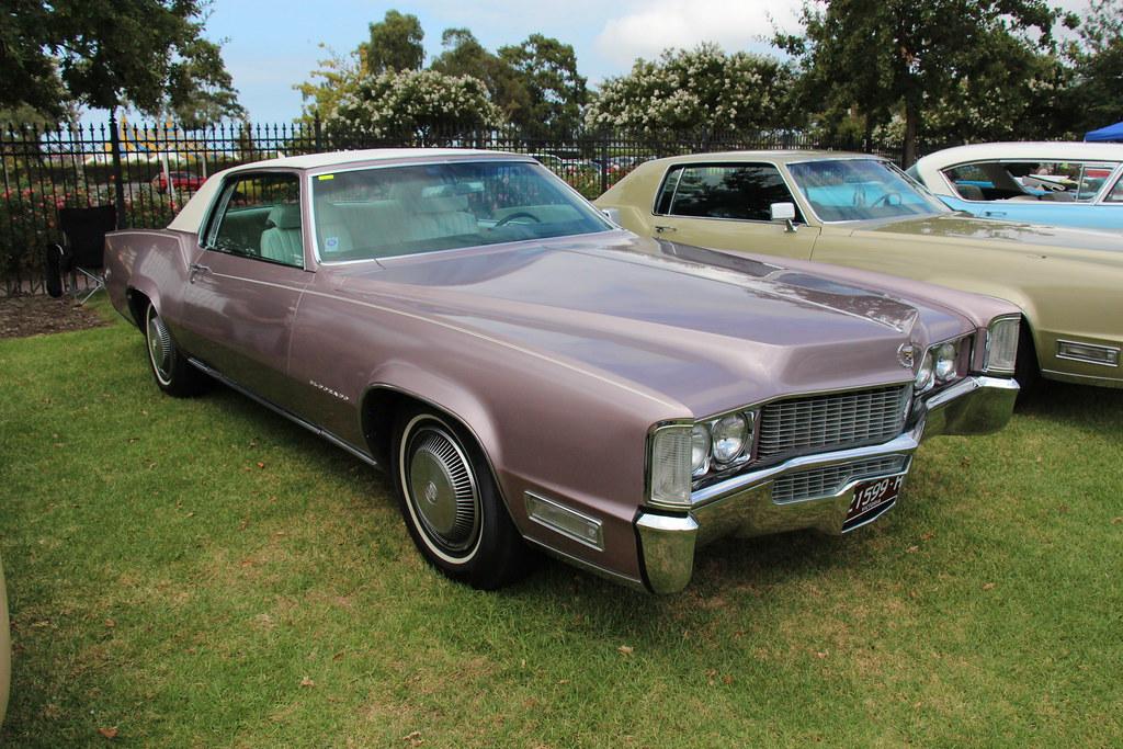 1969 Cadillac Eldorado 2 Door Hardtop The Cadillac