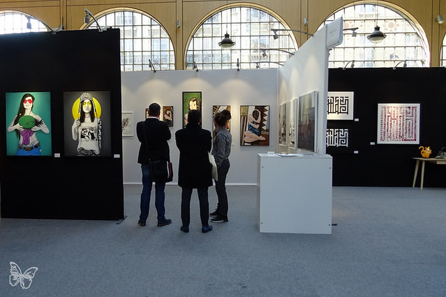 Urban Art Fair Paris 2017
