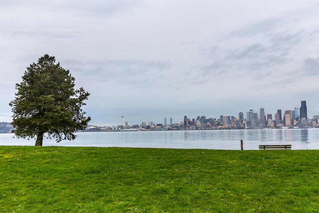 远观近赏西雅图 - 理未泯 - 理未泯的博客