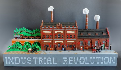 Industrial Revolution | by Toltomeja