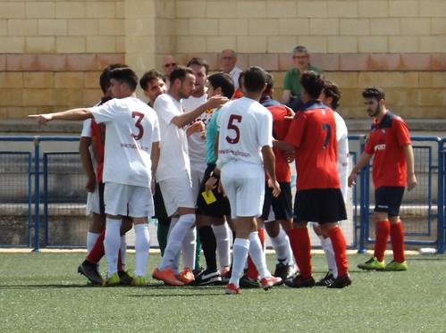 Fútbol 2º Andaluza At. Dos Hermanas El Rubio C.F.
