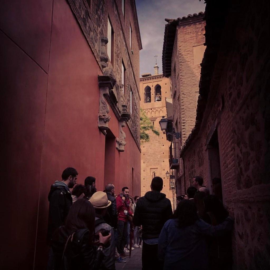 """Una visita guiada por Toledo con """"Rutas de Toledo"""""""