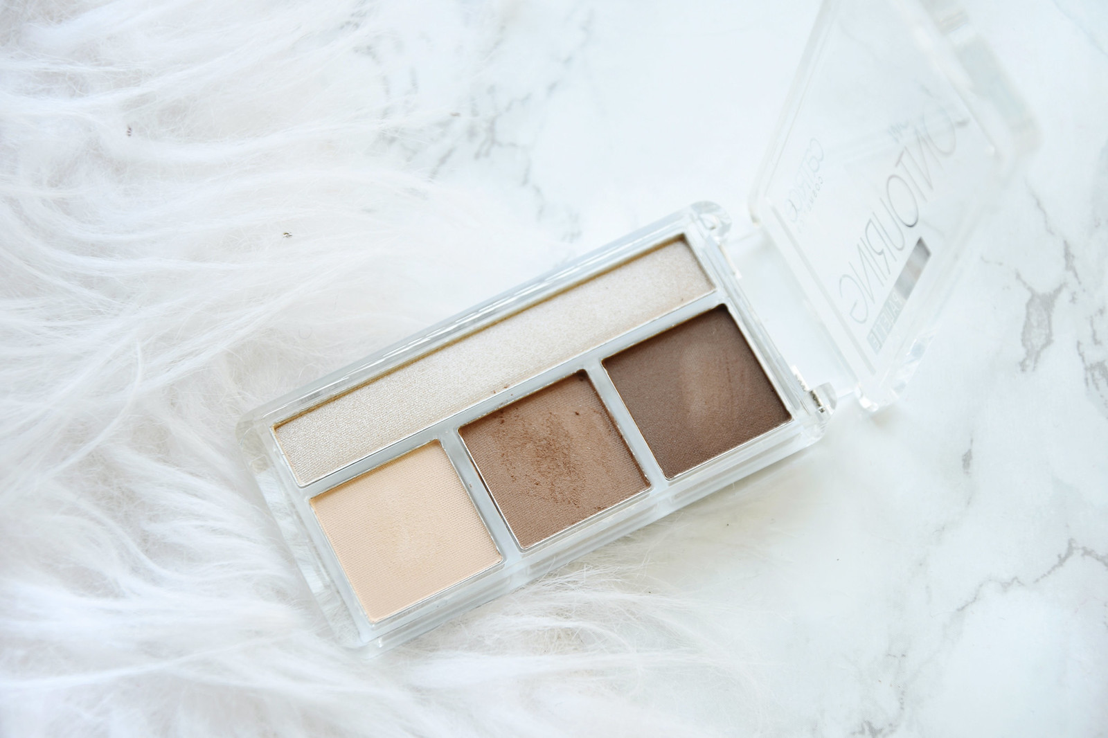 Eye & Brow Contouring Palette review