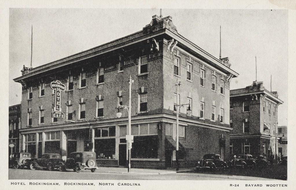 Hotel Rockingham - Rockingham, North Carolina