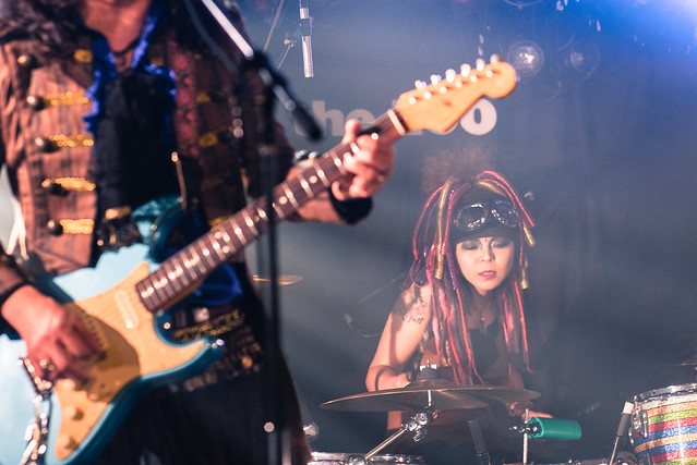 Coal Tar Moon live at Zher the Zoo, Tokyo, 21 Mar 2017 -00044