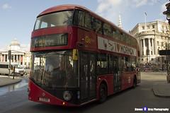 Wrightbus NRM NBFL - LTZ 1051 - LT51 - Fulham Broadway 11 - Go Ahead London - London 2017 - Steven Gray - IMG_8620