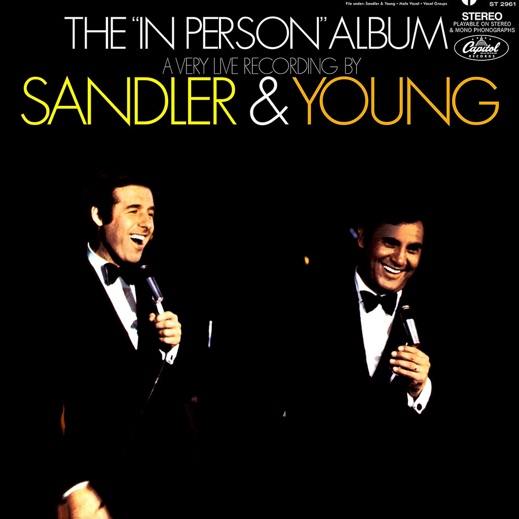 "Sandler & Young ‎– The ""In Person"" Album"