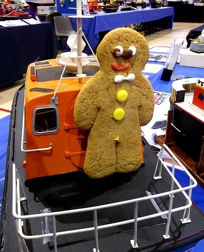 Gingerbread crew